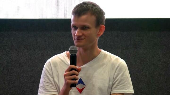 Buterin - Виталик Бутерин - 27-летний канадский миллиардер с русскими корнями
