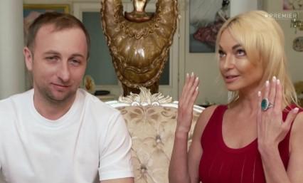 Анастасия Волочкова показала своего возлюбленного, которого скрывала почти год