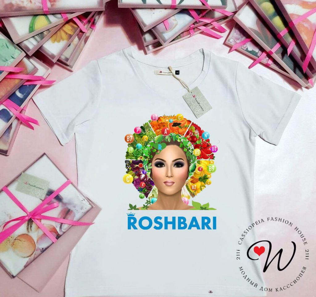 Новый бренд одежды ROSHBARI от космического модного дома Cassiopeia 2111: индивидуальность и стиль