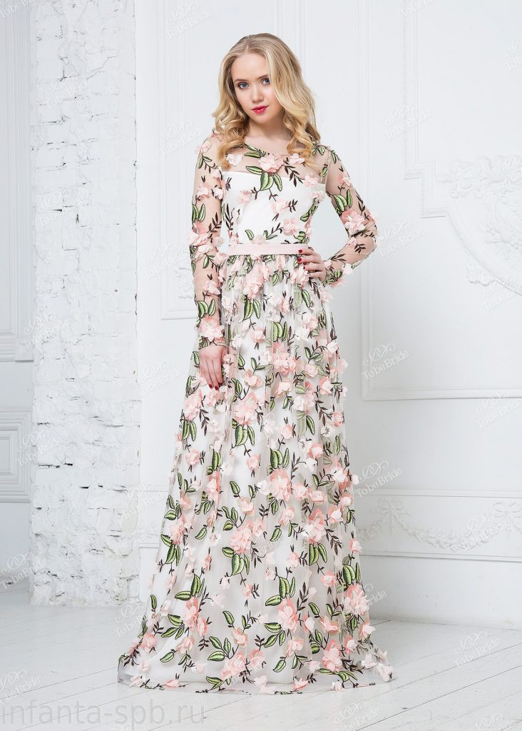 Выбираем платье на выпускной 2021