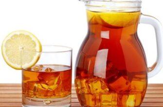 Домашний холодный чай