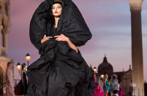 Dolce & Gabbana Alta Moda в Венеции