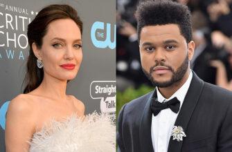 The Weeknd и Джоли